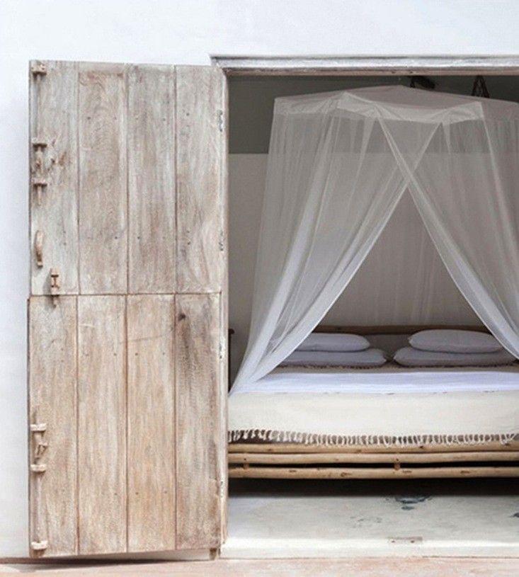 Mosquito Net Canopy at Casa Lola