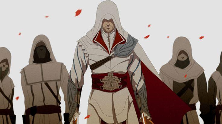 Assassin's Creed vai virar anime pelo criador de Castlevania da Netfli.