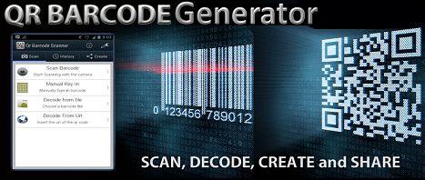 Free QR Barcode Generator