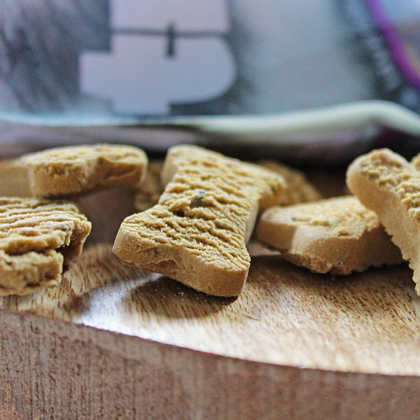 Tribal Liver and Lavender Dog Treats