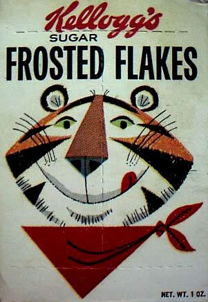 Vintage Frosted Flakes
