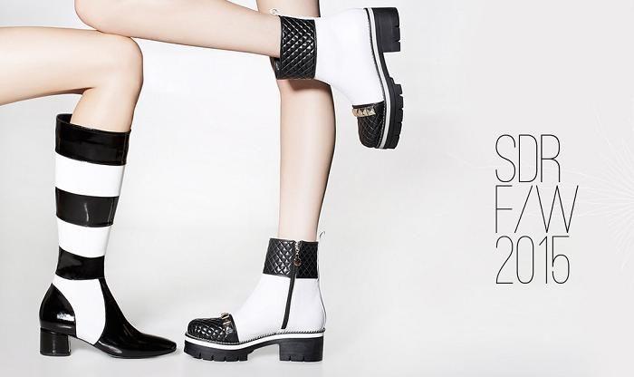 botas blancas y negras saverio di ricci 2015