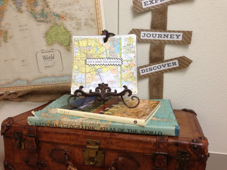 Classroom Decor Travel : Best images about travel classroom theme on pinterest
