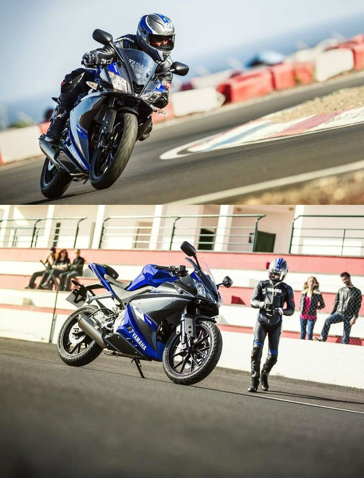 Yamaha R15 Version 3.0 Spotted at Dealership Stockyard in Thailand