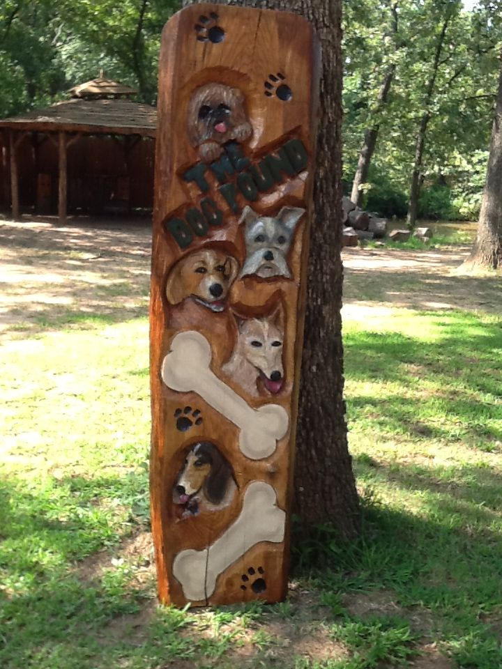 Best our carvings dogs images on pinterest carving