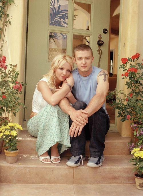 Britney Spears & Justin Timberlake.