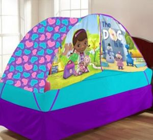 Doc McStuffins Bed Tent For Only $18.74 - A Mitten Full of Savings