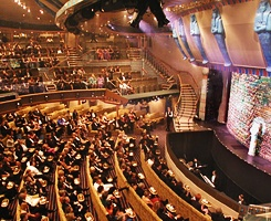 Theatre on Carnival Spirit