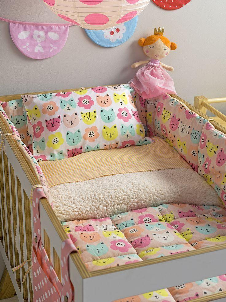 Los dormitorios más lindos son los de los recién nacidos. Encuentra todo para tu bebé en Casaideas. Otoño Invierno 2016.