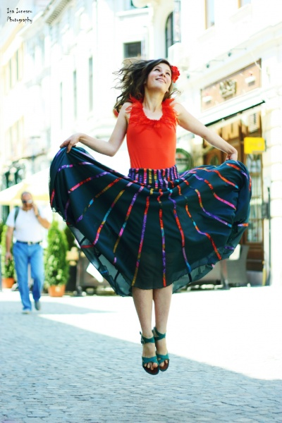 Sorina Skirt