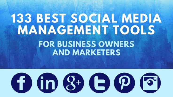 133 Best Social Media Management Tools for Business Owners and Marketers https://medium.com/@catherinelorah/133-best-social-media-management-tools-for-business-owners-and-marketers-69973d95b9a7