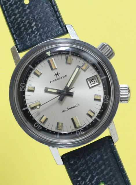 22 best images about diver watches on pinterest sky for Hamilton dive watch