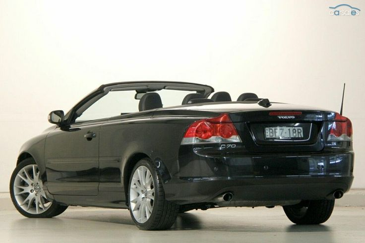 2008 Volvo C70 T5 MY08 Sports Automatic