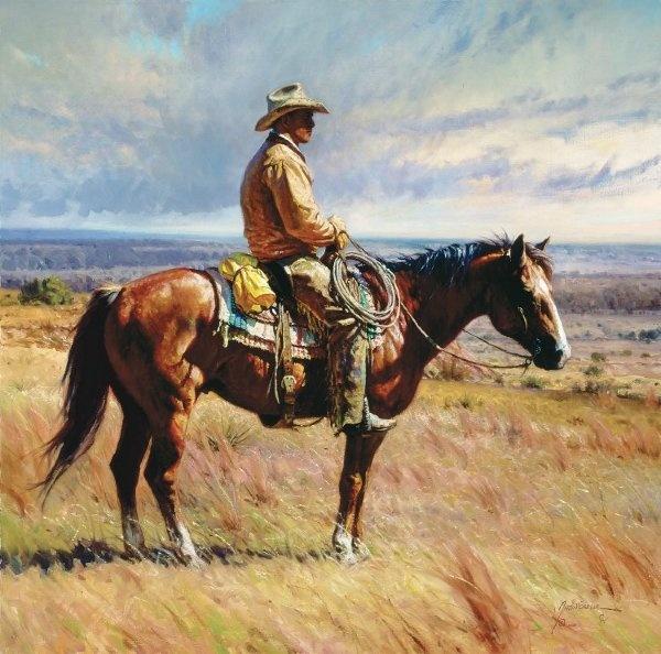 Western Horseback Riding