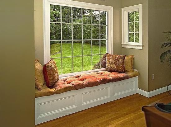 17 best ideas about window seat cushions on pinterest seat cushions for chairs patio seat. Black Bedroom Furniture Sets. Home Design Ideas