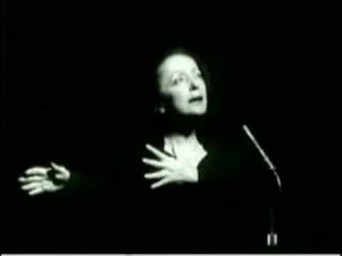 """JoanMira - 2 - Pays francophones : Edith Piaf - """"La foule"""" - (Classiques de la chanso..."""