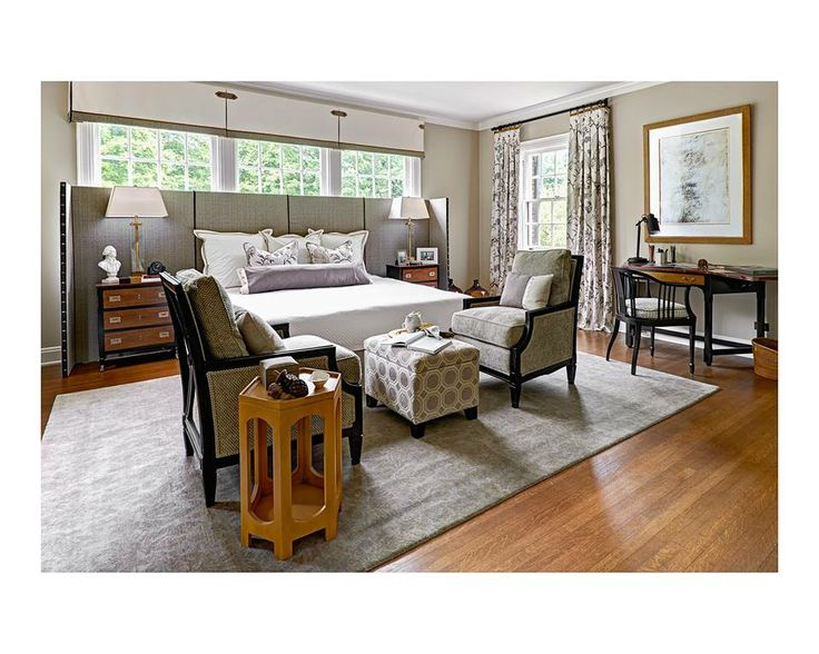 U0027His Bedroomu0027 At The Adamsleigh Showhouse In High Point, NC (designed By
