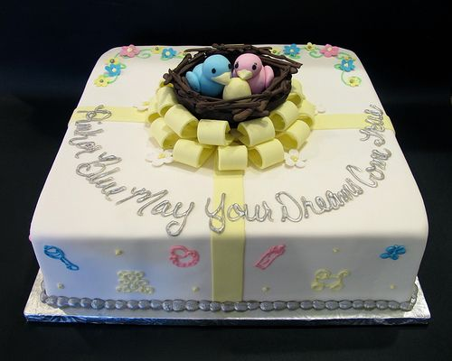 79 Best Baby Shower Cakes Creative Cakes Images On Pinterest