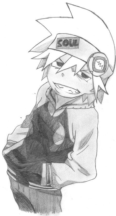 Here is the long awaited Soul from Soul Eater this goes out to @Lynn Jax