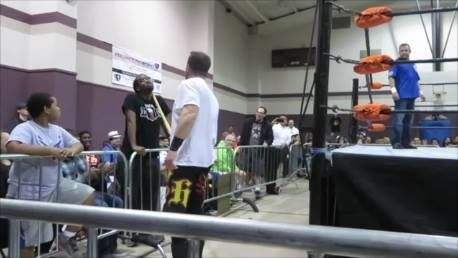 Charlie Haas, fans love to hate him lol