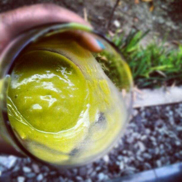 Mornig!! Smooth avocado #avocado #drink #juice #instadonesia #instanusantara  #instamood - @reginapitupulu- #webstagram