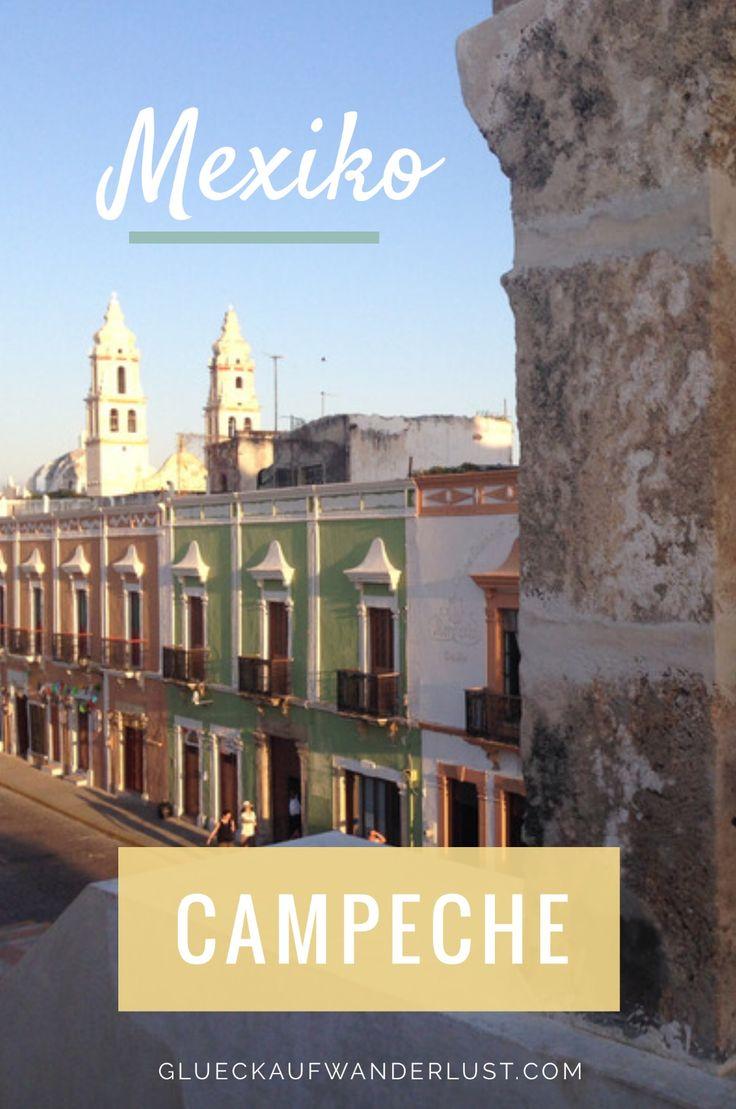 Campeche: Mexikanisches Flair abseits vom Massentourismus | Reise Tipps | Lateinamerika | Insidertipps