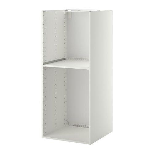 METOD Högskåpsstomme för kyl/ugn IKEA 25 års garanti. Läs om villkoren i garantibroschyren.