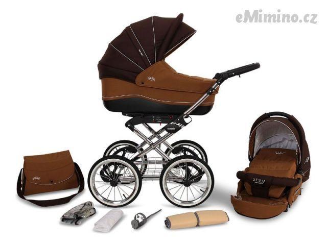 Kočárek Baby Merc Zippy q, 4000 Kč - bazar, prodej - eMimino.cz