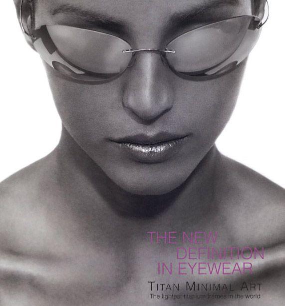 Institute for Y2K Aesthetics — Titan Minimal Art glasses by Silhouette Eyewear...