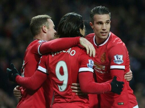 Three players Manchester United.