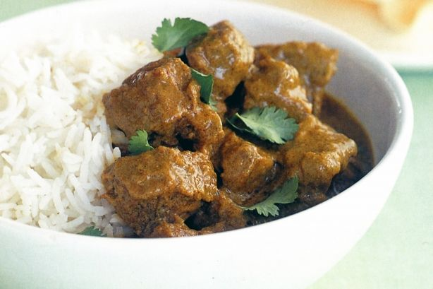 CREEMY BEEF CURRY