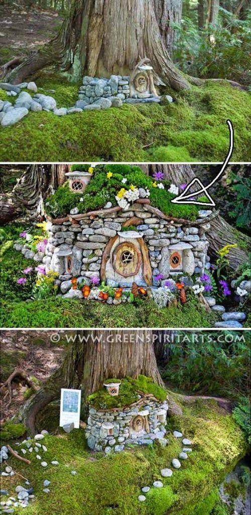 Die besten 17 Bilder zu Garten auf Pinterest Gärten, Miniatur