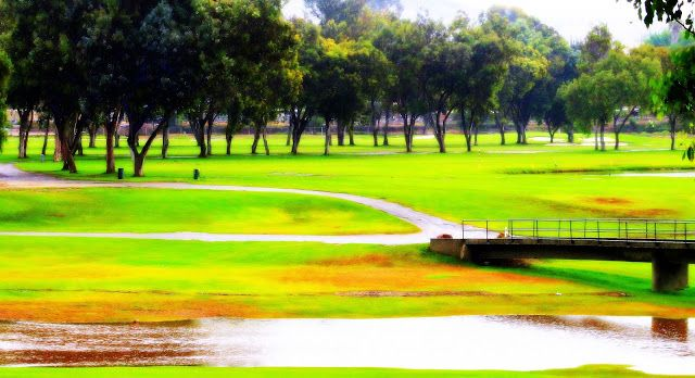 Out and About San Diego: San Diego Golf Course - Bonita