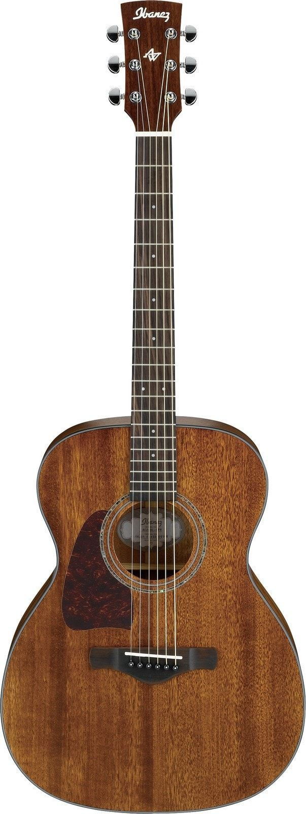 Ibanez AC240L The Ibanez Artwood series brings together the best of the old-world craftsmanship and modern techniques to create an acoustic guitar that sounds great, but more importantly, is very affo