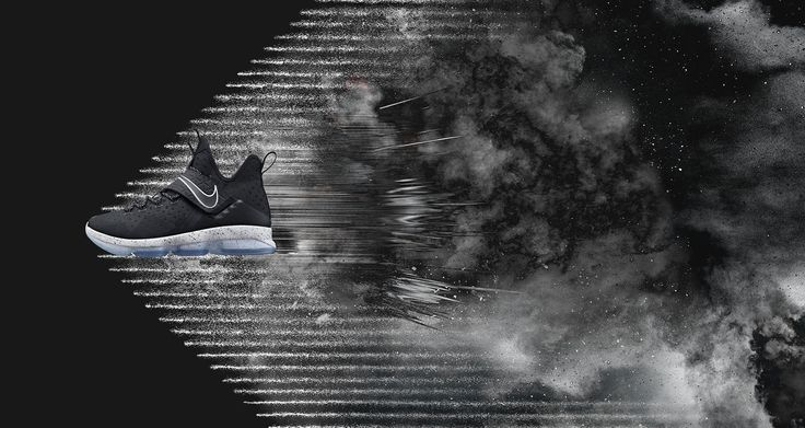 Up Next: The Nike Lebron 14 Chase Down Black Ice