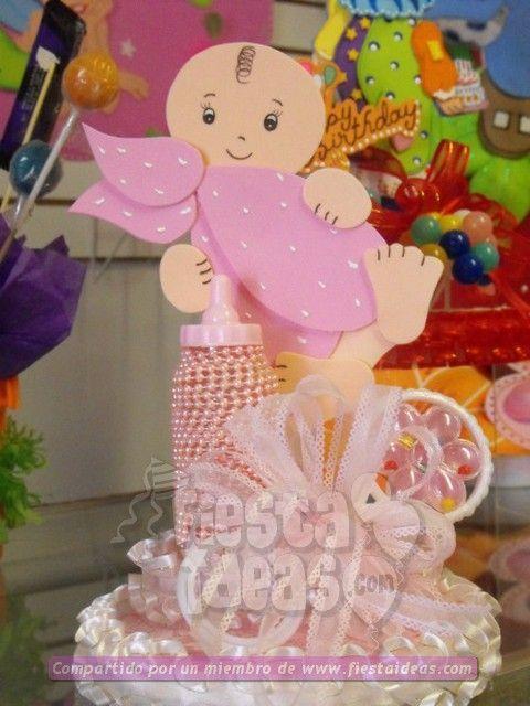 ideas de decoracin para un baby shower perfecto