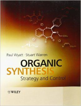 Free Download Organic Synthesis: Strategy and Control by Paul Wyatt and Stuart Warren in pdf. http://chemistry.com.pk/books/organic-synthesis-strategy-and-control/