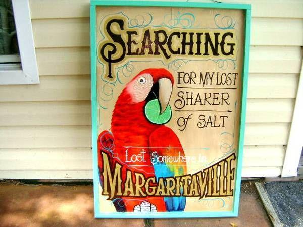 Pirate Tikis | Pirate Poker Art Signs More Mermaid,Margaritaville,Tiki,Tropical ...