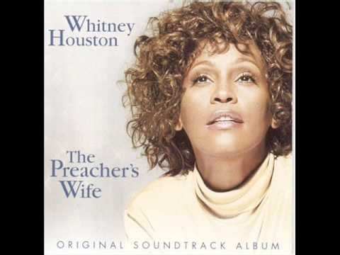 """""""He's All Over Me"""" Whitney Houston with Pastor Shirley Caesar and The Georgia Mass Choir (The Preacher's Wife)"""