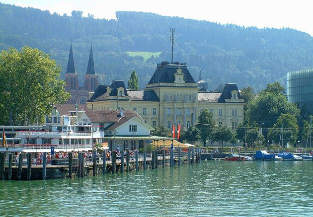 10 Top Tourist Attractions in Bregenz & Easy Day Trips | PlanetWare