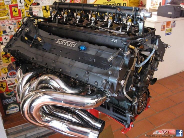 Ferrari Formula1 Engine