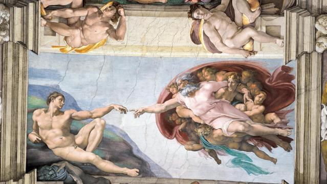 500 anni fa Michelangelo svelava la Sistina