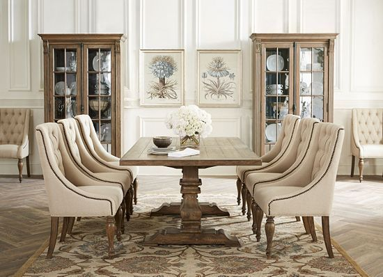 17 Best Images About Dining Room On Pinterest | Armchairs, Chairs