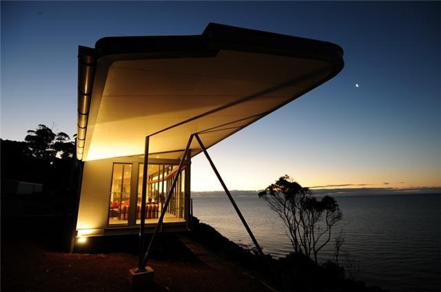 The Winged House - Tasmania