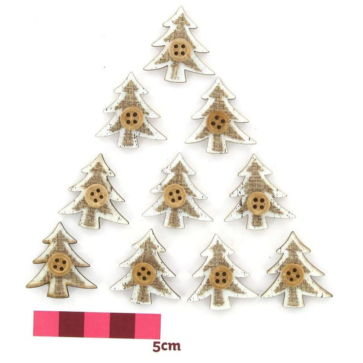 9 best crackers images on pinterest christmas cookies christmas hobbycraft christmas wood jute tree toppers 15 pieces solutioingenieria Choice Image