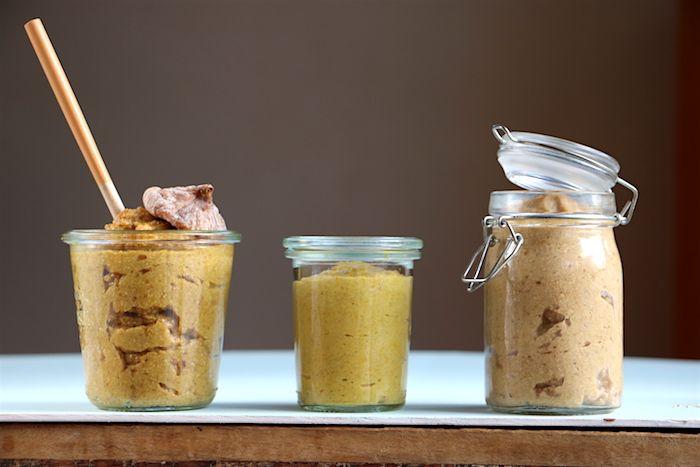 Honig-, Apfel- und Feigen-Senf selber machen ist die Möflichkeit Senf näher kennenzulernen. Ich weiß jetzt was drin ist und habe die gesundheitlichen Aspekt