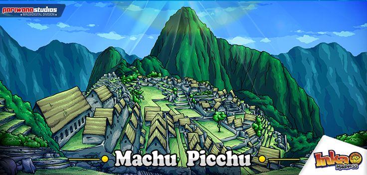Machu Picchu, escenario de Inka Madness. #machupicchu #machupichu #peru #cusco #cuxco #incas #inca #peru #inkamadness #games #ios #wp