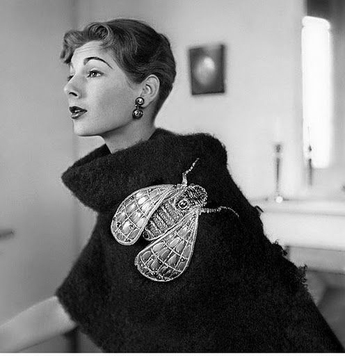 In difficult times fashion is always outrageous. Elsa Schiaparelli.