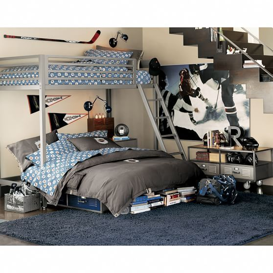 77 best Aiden\'s Room images on Pinterest | Man cave, Boy bedrooms ...