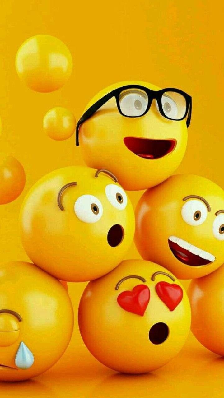 Pin By Sonja Van Dijcke On Smiles And Emoji Emoji Wallpaper Cute Emoji Wallpaper Happy Wallpaper